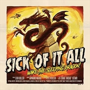 Wake The Sleeping Dragon | CD