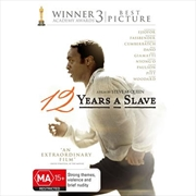 12 Years A Slave | DVD