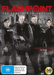 Flashpoint | Complete Series | DVD