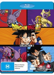 Dragon Ball Super - Collection 1 - Eps 1-52