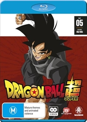 Dragon Ball Super - Part 5 - Eps 53-65 | Blu-ray