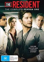 Resident - Season 1, The | DVD