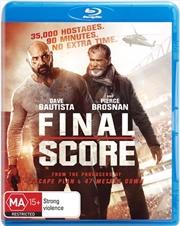 Final Score | Blu-ray
