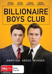 Billionaire Boys Club | DVD