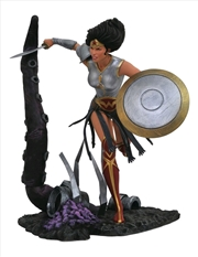 Wonder Woman - Metal Gallery PVC Statue