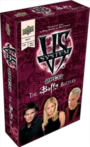 Buffy the Vampire Slayer - Vs System The Buffy Battles 2PCG