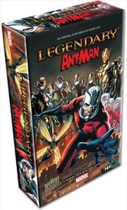 Marvel Legendary - Ant-Man Deck-Building Game Expansion