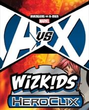 Heroclix - Marvel Avengers vs X-Men Starter | Merchandise