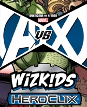 Heroclix - Marvel Avengers vs X-Men Avengers Starter | Merchandise