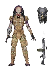 The Predator - Predator Deluxe Action Figure | Merchandise