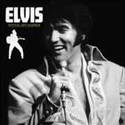Elvis Official 2019 Square Wall Calendar