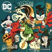 DC Originals Official 2019 Square Wall Calendar