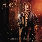 The Hobbit Official 2019 16 Month Square Wall Calendar