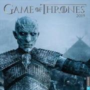 Game of Thrones 2019 Wall Calendar