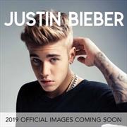 Justin Bieber Official 2019 Square Wall Calendar
