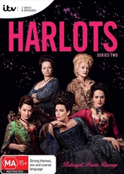 Harlots - Season 2 | DVD