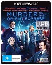 Murder On The Orient Express | UHD