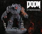 Cyberdemon Statue