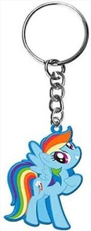 My Little Pony Keyring Rainbow Dash | Accessories