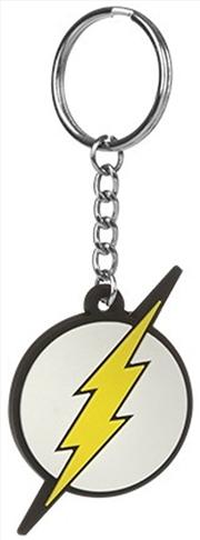 DC Comics Flash Keyring Logo | Accessories
