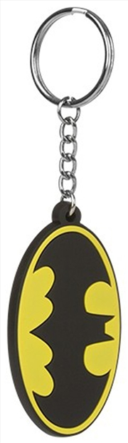 DC Comics Batman Keyring Rubber | Accessories