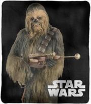 Star Wars Throw Rug Chewbacca