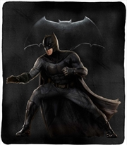 DC Justice League Throw Rug Batman | Merchandise