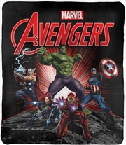 Avengers Throw Rug | Merchandise