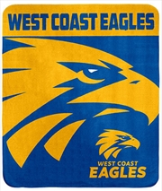 West Coast Eagles Polar Fleece