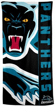 NRL Beach Towel Penrith Panthers