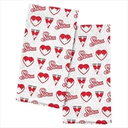 Sydney Swans Tea Towel 2 Pack