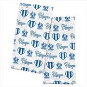 North Melbourne Kangaroos Tea Towel 2 Pack