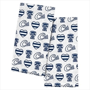 Geelong Cats Tea Towel 2 Pack