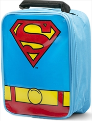 Superman Cooler Bag Costume Insulated