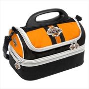 NRL Dome Cooler Bag Wests Tigers