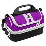 NRL Dome Cooler Bag Melbourne Storm