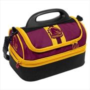 NRL Dome Cooler Bag Brisbane Broncos