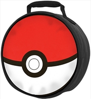 Pokemon Cooler Bag Pokeball Round