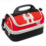 AFL Dome Lunch Cooler Bag Sydney Swans