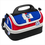 AFL Dome Lunch Cooler Bag Western Bulldogs