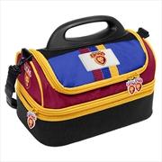 AFL Dome Lunch Cooler Bag Brisbane Lions