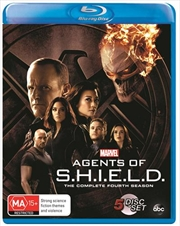 Agents Of SHIELD - Season 4 | Blu-ray
