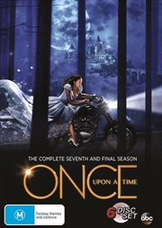 Once Upon A Time - Season 7 | DVD
