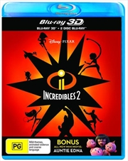 Incredibles 2 | 3D + 2D Blu-ray - Bonus Disc