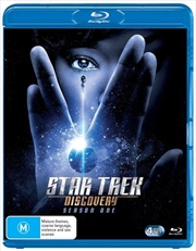 Star Trek - Discovery - Season 1 | Blu-ray