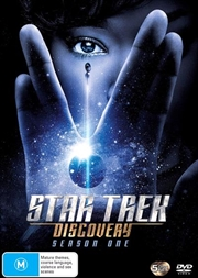 Star Trek - Discovery - Season 1 | DVD