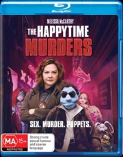 Happytime Murders, The | Blu-ray