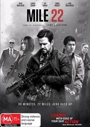 Mile 22 | DVD