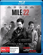Mile 22 | Blu-ray
