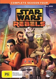 Star Wars Rebels - Season 4 | DVD
